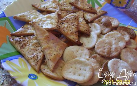 Рецепт Старомодный крекер