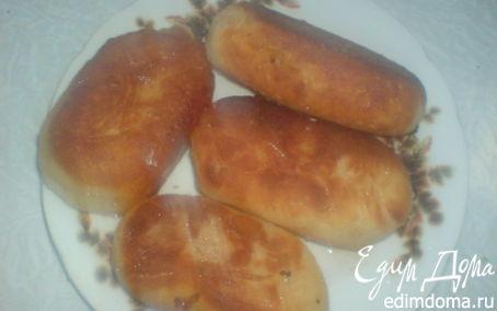 Рецепт ПИРОЖКИ с мясом,рисом и паприкой