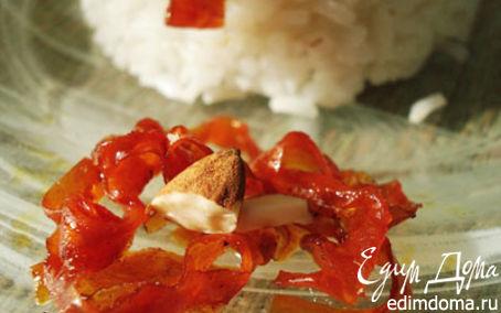 Рецепт Карамелизированная морковь с рисом