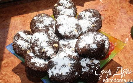 Рецепт Шоколадные кексики