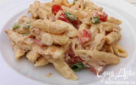 Рецепт Салат с макаронами