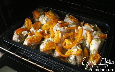 Рецепт Курица по-провански.