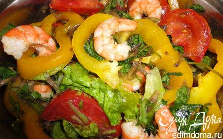 Рецепт Салат средиземноморский