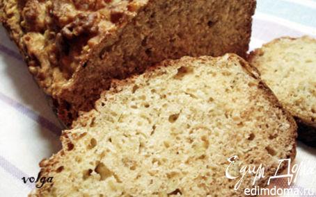 Рецепт Пшенично-овсянный хлеб