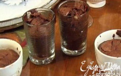 Рецепт Шоколадные пудинги