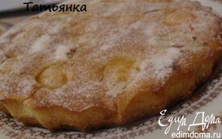 Рецепт Тирольский абрикосовый пирог.