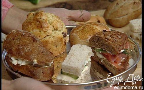Рецепт Сэндвичи