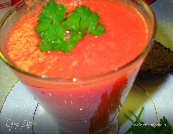 Гаспачо - диета на супах