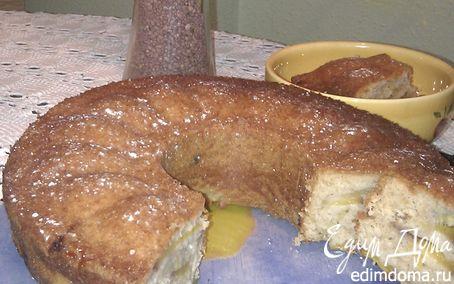 Рецепт Йогуртовый пирог с фруктами