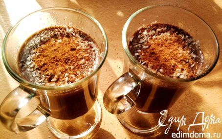 Рецепт Креольский горячий шоколад