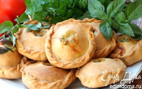 Рецепт Куриные грудки в тесте со сливочным соусом (Бешамель)