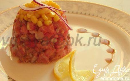 Рецепт Salmone piccante