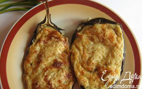 Рецепт Суфле из баклажанов