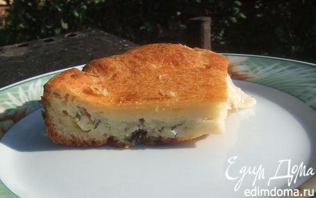 Рецепт Капустный пирог,быстро и вкусно №2