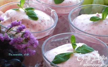 Рецепт Самбук клубнично-мятный для Оли (KraLova) и Светланы