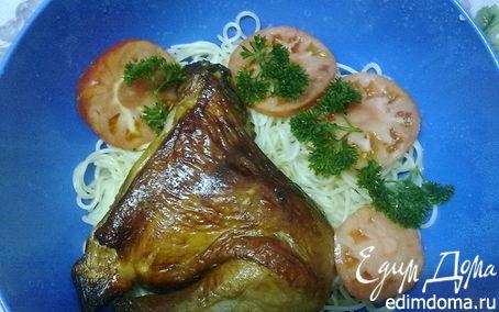 Рецепт Окорочка в соевом соусе