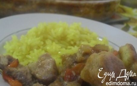 Рецепт Говядина по-деревенски с розмариновыми булочками