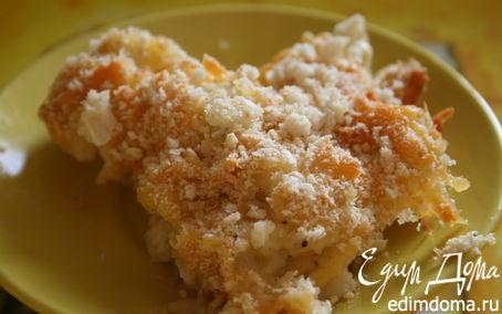 Рецепт Цветная капуста под белым соусом