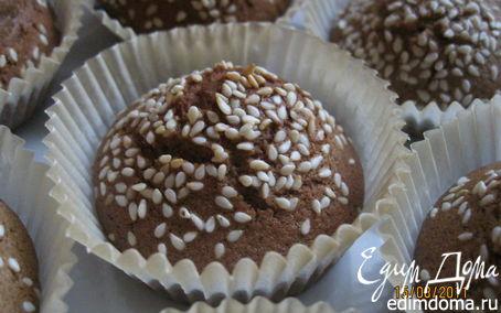 Рецепт Воскресные кексы к кофе
