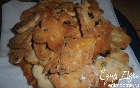 Рецепт Печенье на рассоле