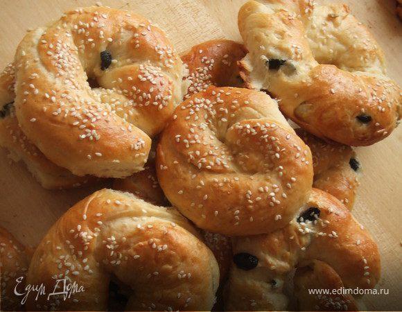 Турецкие булочки-Ачма(Açma)