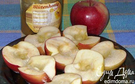 Рецепт Яблочки в микроволновке