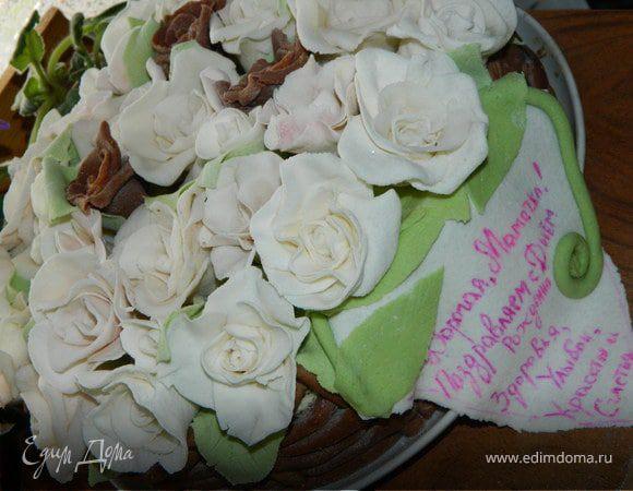 Миллион роз для мамочки