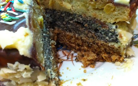 Рецепт торт Министерский
