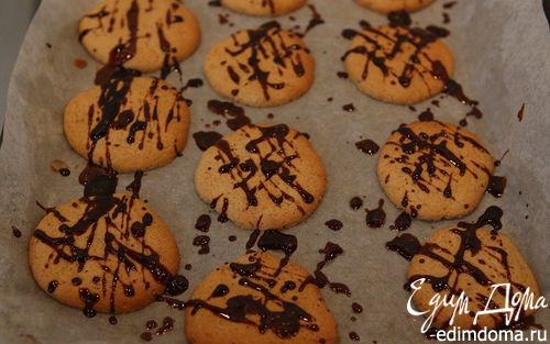 Рецепт Печенье с имбирем и чили