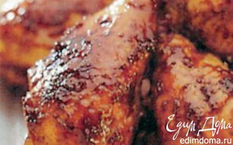 Рецепт Куриные ножки в соусе барбекю