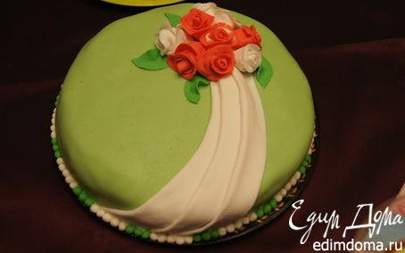 Рецепт торт весенний
