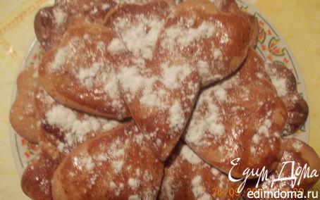 Рецепт Медовые пряники из овсяной муки