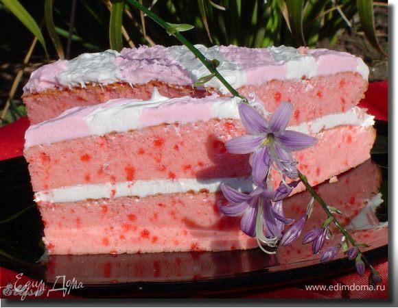 """Торт """"Запах лета"""""""