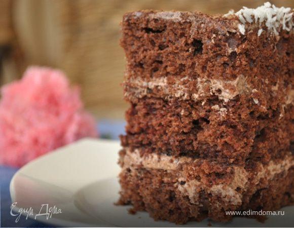 Шоколадная маркиза рецепт с фото