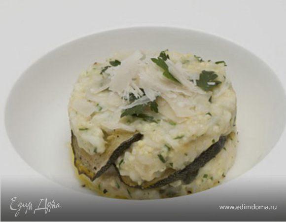 Рецепт ризотто с морепродуктами от высоцкой