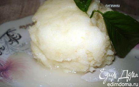Рецепт Мусс лимонный (La mousse au citron)