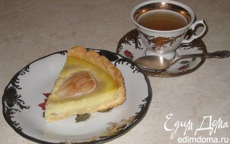Рецепт Эльзасский грушевий пирог