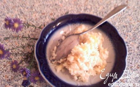 Рецепт Рисовая каша с тыквой