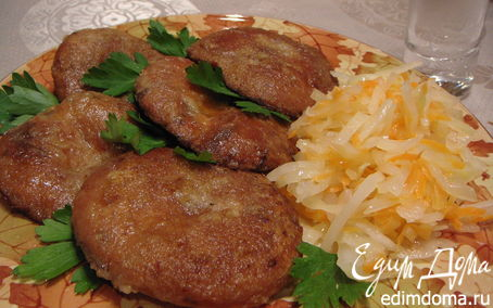 Рецепт Рыжики по-марийски