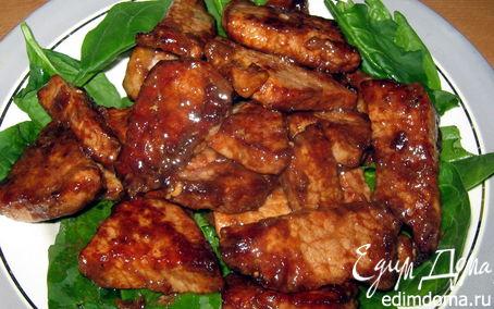 Рецепт Дзяю (жареная свинина)