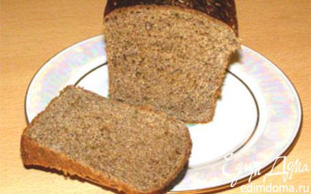 Рецепт Пшенично-ржаной хлебушек с солодом в хлебопечке