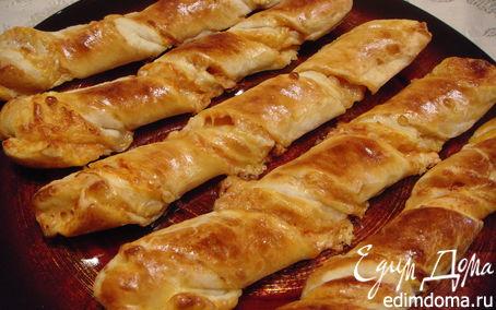 Рецепт Завитки с сыром
