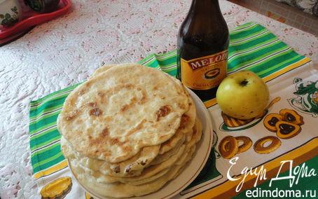 Рецепт хычины по - балкарски