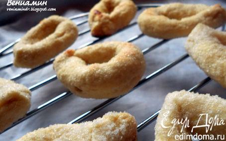 Рецепт Торчетти - итальянское печенье
