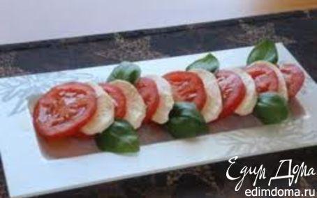 Рецепт Италия