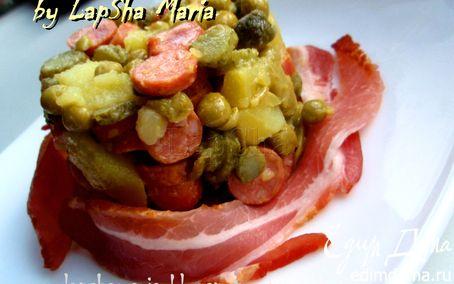 Рецепт Мюнхенский салат