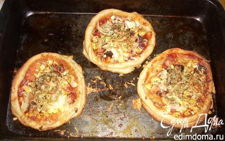 Рецепт Мини-Пицца