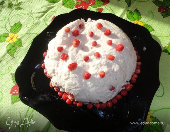 сметаннный десерт