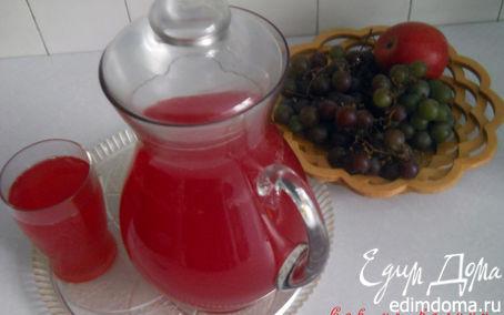 Рецепт Напиток и сок из калины (или других ягод)