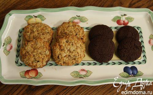 Рецепт Овсяное печенье от Дэниела